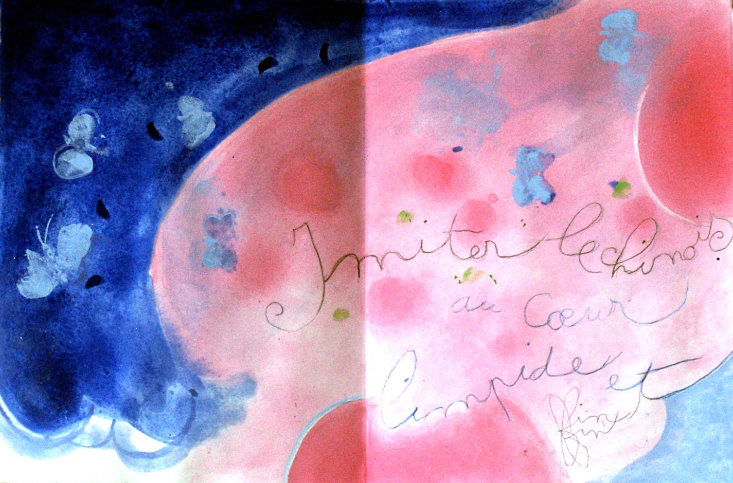 Las de l'amer repos Mallarmé 2006